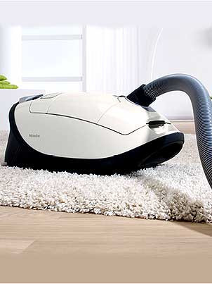 Miele S8390 Fresh Air Vacuum